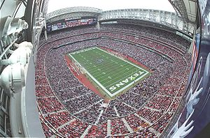 Reliant Stadium Houston