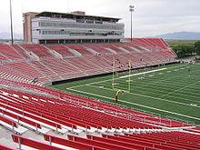 Sam Boyd Stadium Las Vegas