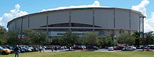 Tropicana Field St. Petersburg