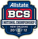BCS National Championship Game Logo