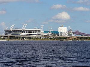 Jacksonville Municipal Stadium Jacksonville Florida