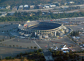 Qualcomm Stadium San Diego
