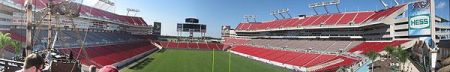Raymond James Stadium Tampa Florida