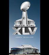 Super Bowl XLV Logo